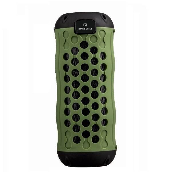 Swissten Bluetooth ηχείο X-Boom - Πράσινο1