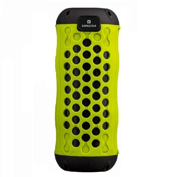 Swissten Bluetooth ηχείο X-Boom - Lime1
