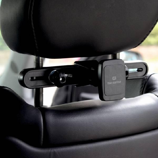 Μαγνητική Swissten βάση αυτοκινήτου για Tablet S-GRIP M5-OP-6