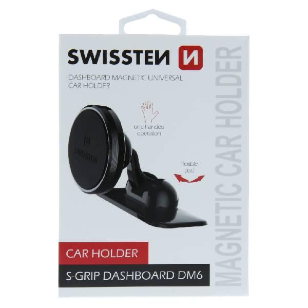 Μαγνητική Swissten βάση αυτοκινήτου S-GRIP DASHBOARD DM6