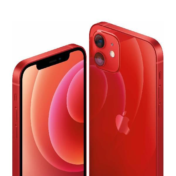 Apple iPhone 12 (64GB) Κόκκινο3