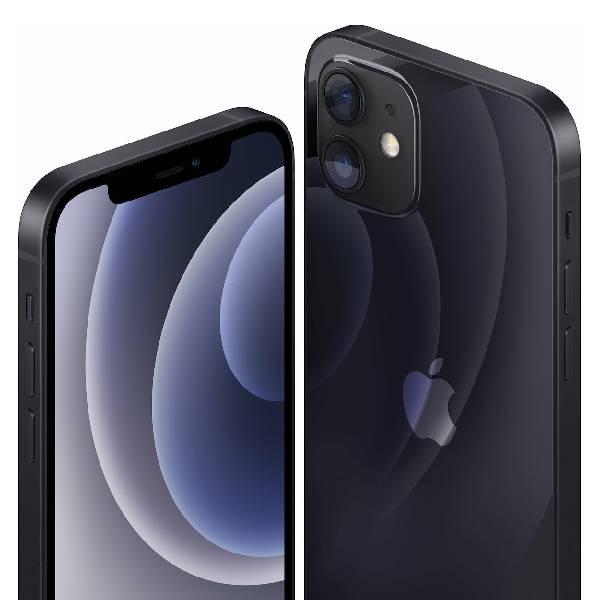 Apple iPhone 12 (64GB) Μαύρο1
