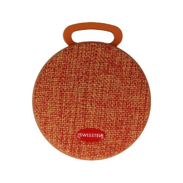 Swissten Bluetooth ηχείο X-Style - Πορτοκαλί-1