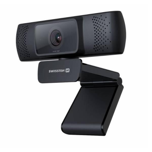Swissten webcam Full HD FHD 1080P