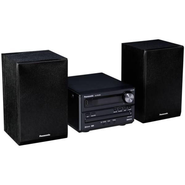 Panasonic SC PM 250 EG K Micro HiFi Bluetooth Μαύρο