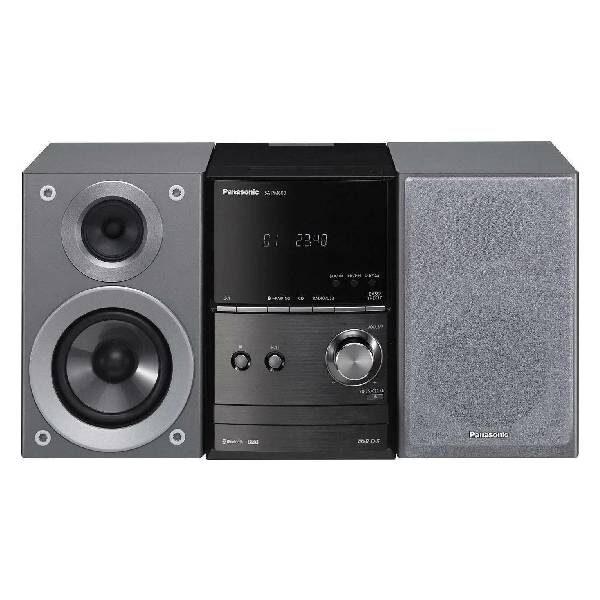 Panasonic SC-PM600EG-S Ασημί Micro HI-FI